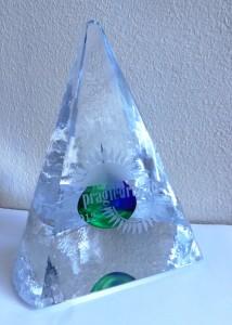 """Apdovanojimas už geriausią 2012 metų konkurso """"Pragiedruliai"""" laidą """"Birutė Žilytė"""""""